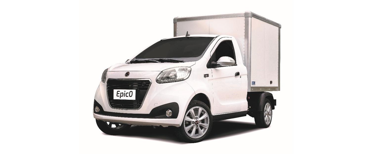 epic0 VAN electric